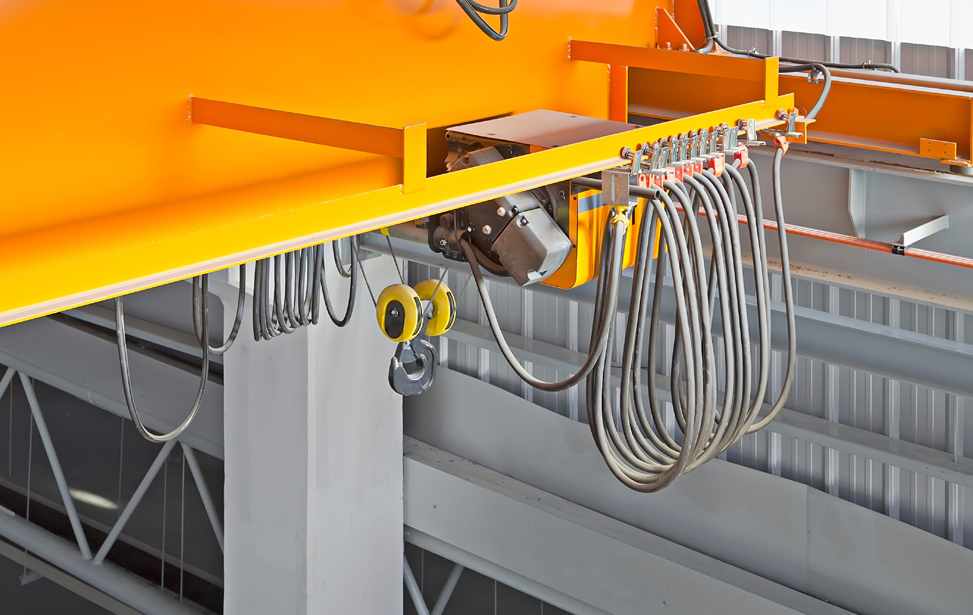Monorail Lifting Systems Applications