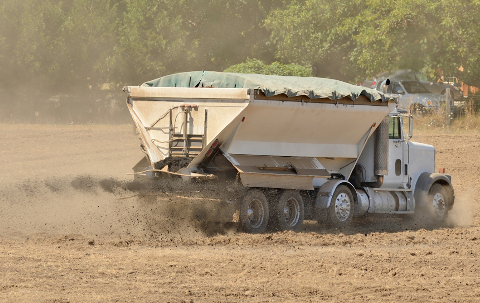 Fertilizer and Lime Spreaders Applications