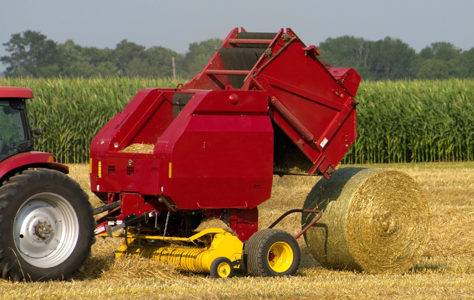 Hay Baler Applications