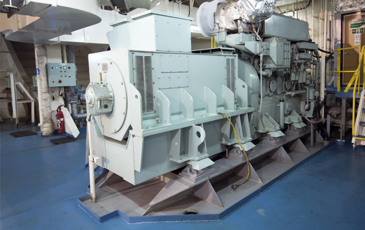Diesel Engines and Gensets