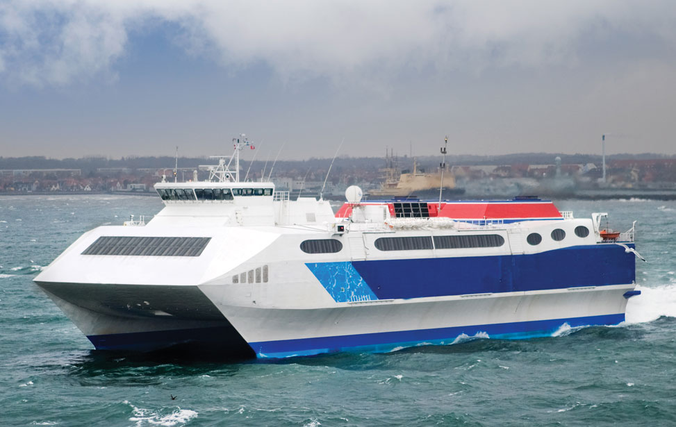 Ferry Propulsion System