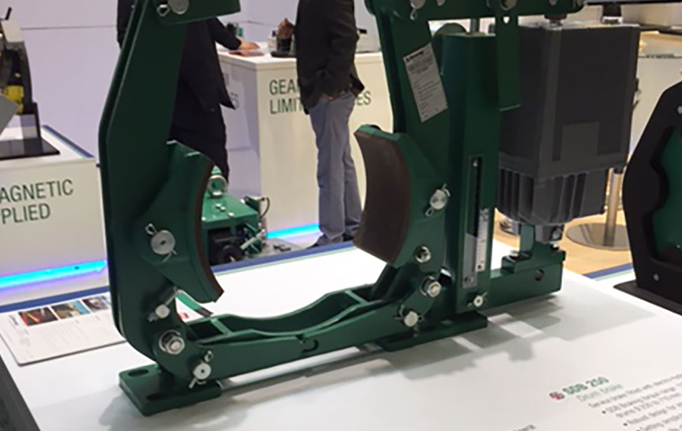 Stromag Product at Hannover 2017