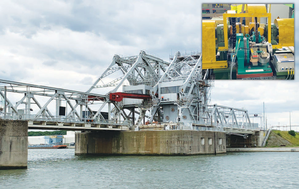 Straus-Type Bascule Bridge