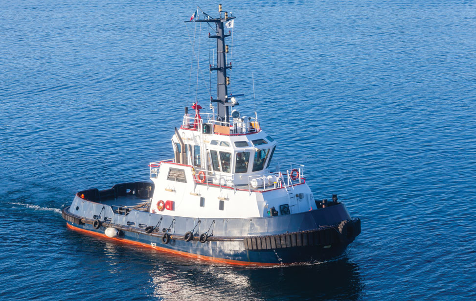 tugboat pump rapid response delivery