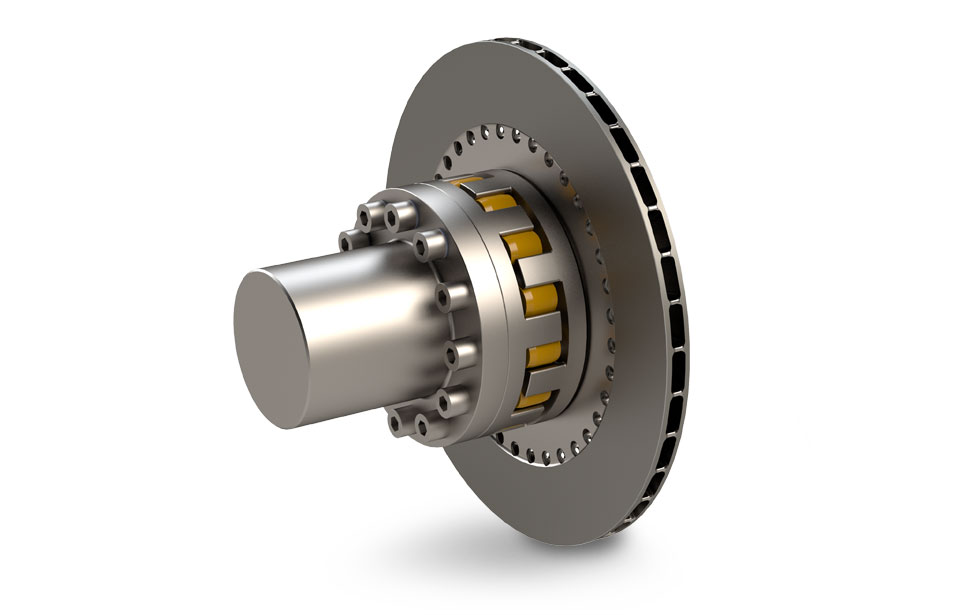 SVKL 400 Coupling