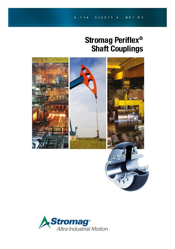 Stromag Periflex® Shaft Couplings