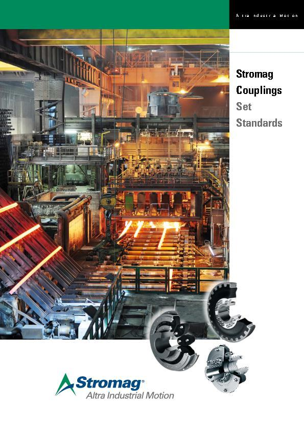 Stromag Couplings Set Standards