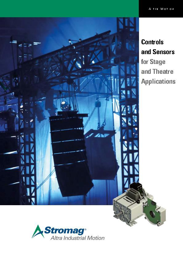 (A4) Controls and Sensors for Stage and Theatre Applications