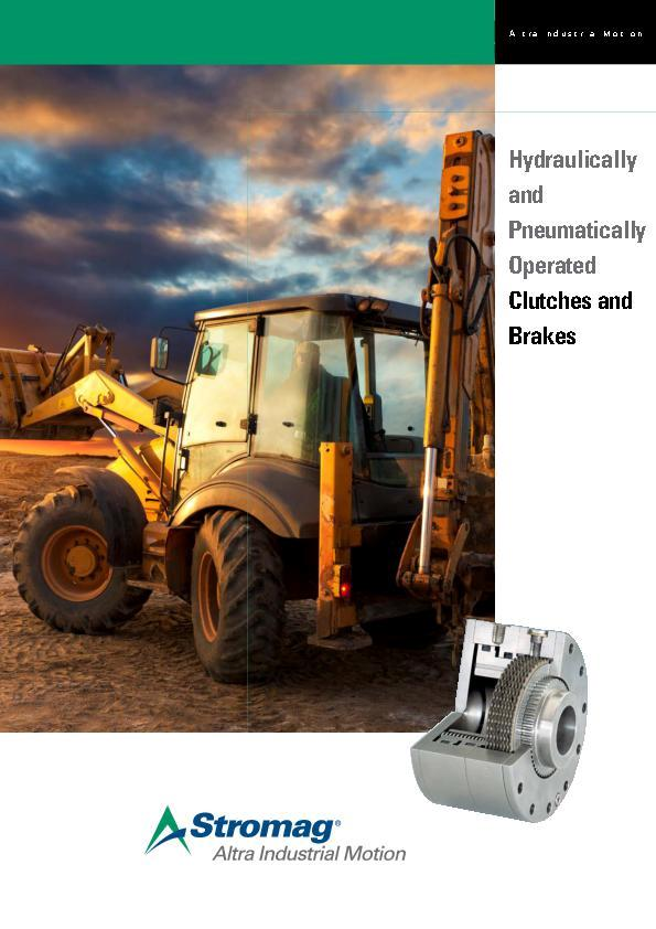 (A4) Hydraulically and Pneumatically Operated Clutches and Brakes
